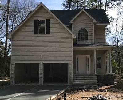 Garner Single Family Home For Sale: 1401 Pineview Drive