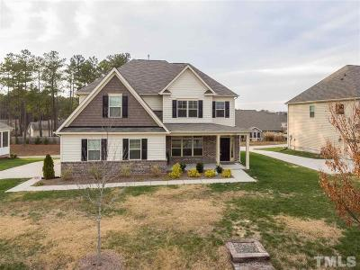 Durham Single Family Home For Sale: 2008 Copper Leaf Parkway