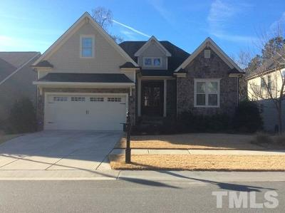 Wake Forest Single Family Home For Sale: 4148 Freeman House Lane