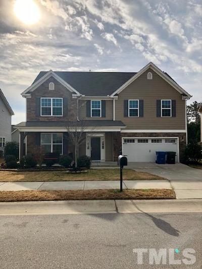Durham Single Family Home For Sale: 203 Holly Blossom Drive