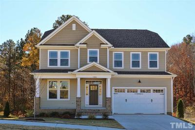 Knightdale Single Family Home For Sale: 1006 Emerson Lake Drive