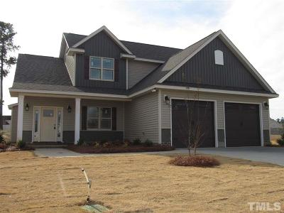 Clayton Single Family Home For Sale: 28 River Rock Court