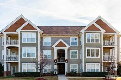 Clayton Condo For Sale: 1818 Parkside Village Drive #1818