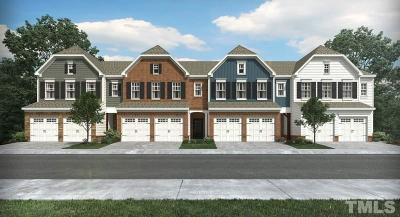 Morrisville Townhouse For Sale: 1027 Epiphany Road