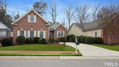 Durham Single Family Home Contingent: 1228 Champions Pointe Drive