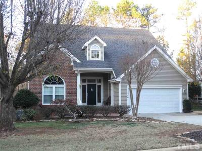 Cary NC Single Family Home For Sale: $369,900