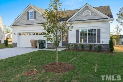 Clayton Single Family Home For Sale: Wells Farm Court