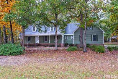 Raleigh Single Family Home For Sale: 6616 St Jens Lane
