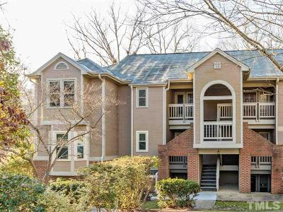 Cary NC Condo For Sale: $135,000