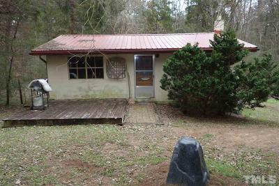 Single Family Home For Sale: 441 West Drive