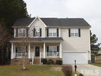 Fuquay Varina Single Family Home For Sale: 1729 McLaurin Lane