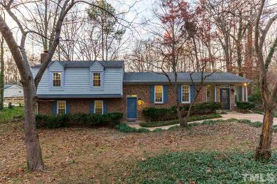 Raleigh Single Family Home For Sale: 701 Radburn Place