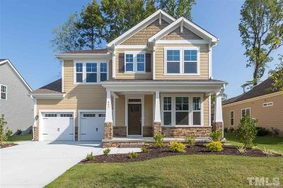 Knightdale Single Family Home For Sale: 431 Cedar Pond Court