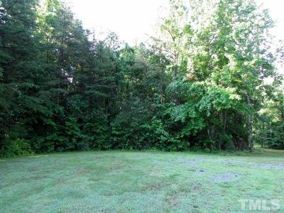 Granville County Residential Lots & Land For Sale: 5586 Shelton Creek Road