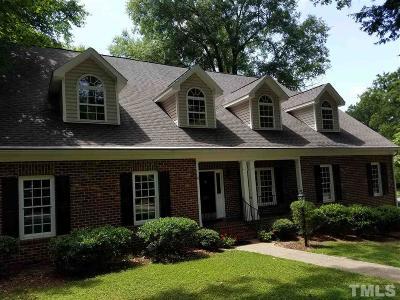 Raleigh Single Family Home For Sale: 211 Shepherd Street