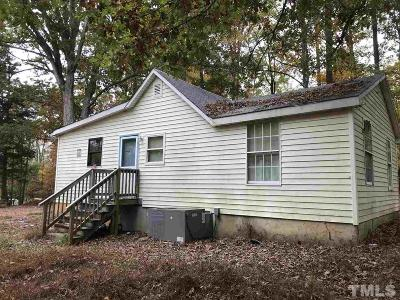 Raleigh Single Family Home For Sale: 1800 Evergreen Avenue