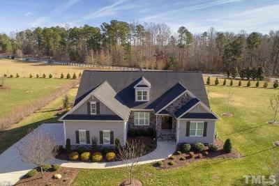 Chatham County Single Family Home For Sale: 24 Margaret Mann Way