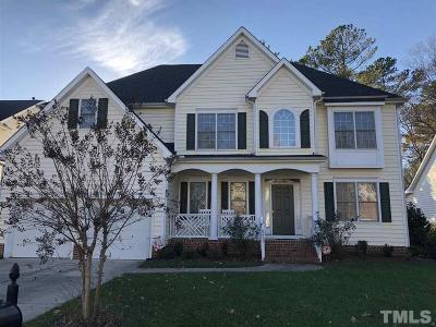 Raleigh Single Family Home For Sale: 8253 Haines Creek Lane