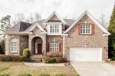 Raleigh Single Family Home For Sale: 8909 Riverview Park Drive