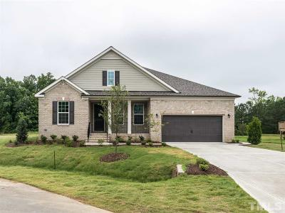 Apex Single Family Home For Sale: 4016 Cross Timber Lane