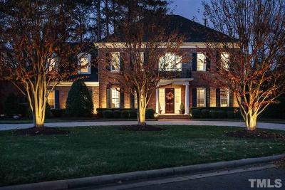 Wake County Single Family Home For Sale: 603 Devonhall Lane
