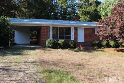 Wake County Single Family Home For Sale: 11317 Falls Of Neuse Road