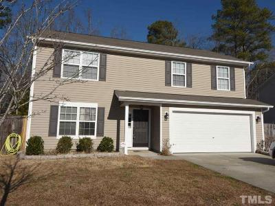 Creedmoor Single Family Home For Sale: 2219 Bayswater Drive