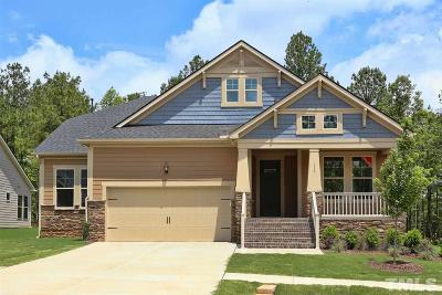 Youngsville Single Family Home For Sale: 110 Olde Liberty Drive