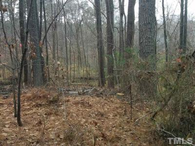 Raleigh Residential Lots & Land Contingent: 1704 Towee Trail