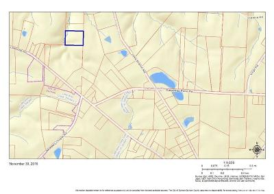 Durham County Residential Lots & Land For Sale: 6553 Leesville Road