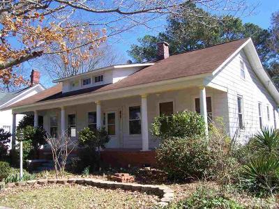Johnston County Single Family Home For Sale: 310 N Massey Street