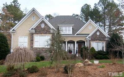Wake Forest Single Family Home For Sale: 7328 Sparhawk Road