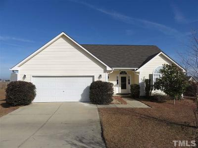 Sanford Single Family Home For Sale: 73 Macon