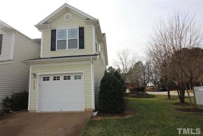 Townhouse Contingent: 2645 Asher View Court