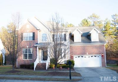 Durham Single Family Home Contingent: 4306 Lillington Drive