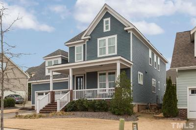 Holly Springs Single Family Home For Sale: 101 Mearleaf Place