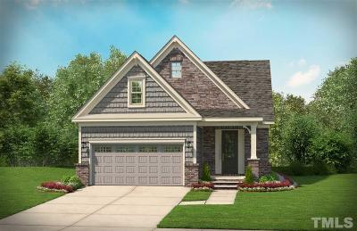 Cary Single Family Home Pending: 943 Regency Cottage Place