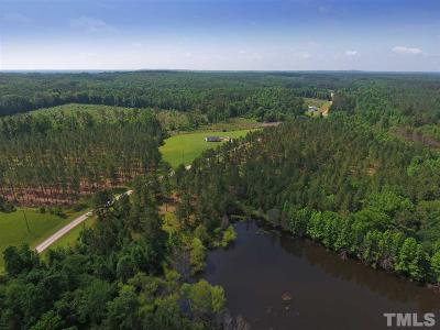 Granville County Commercial For Sale: 3550 Little Mountain Creek Road