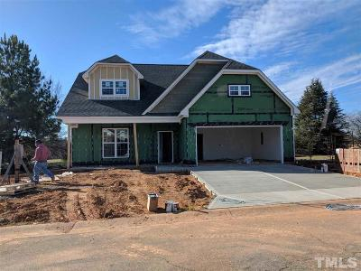 Mebane Single Family Home For Sale: 204 Sam Snead Drive
