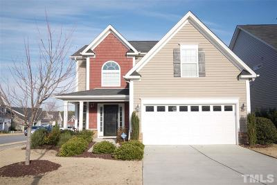 Knightdale Single Family Home Contingent: 1301 Kingman Drive