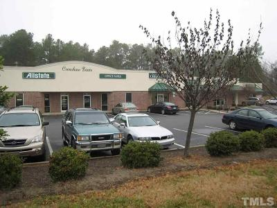 Wake Forest Commercial For Sale: 1002 Durham Road