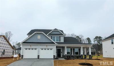 Youngsville Single Family Home For Sale: 469 Club Center Drive