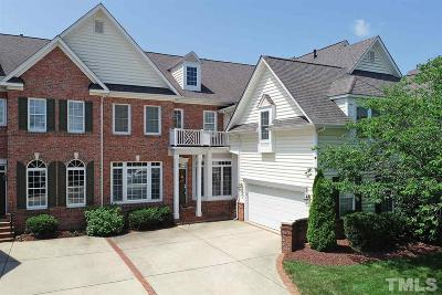 Wakefield Townhouse For Sale: 2402 Carriage Oaks Drive