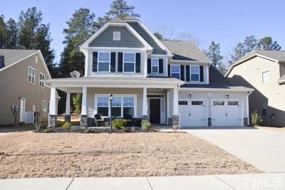 Knightdale Single Family Home For Sale: 1404 Lena Lane