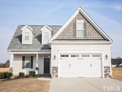 Sanford Single Family Home For Sale: 126 Fairfax Drive #30