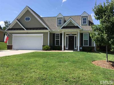 Knightdale Single Family Home Pending: 817 Maurepas Drive