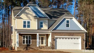 Fuquay Varina Single Family Home For Sale: 3510 Air Park Road