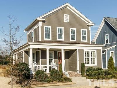 Holly Springs Single Family Home Pending: 500 Vervain Way