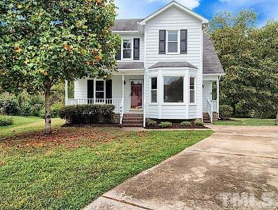 Amherst Single Family Home Contingent: 4912 Matlock Court