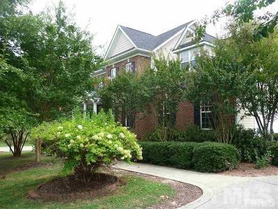 Louisburg Single Family Home For Sale: 15 Live Oak Drive
